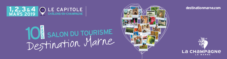 Salon du tourisme Destination marne